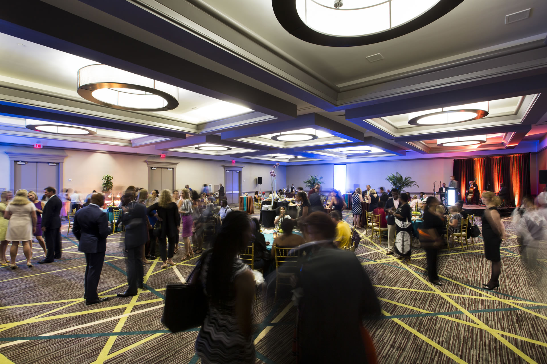 And event taking place in Crowne Plaza Atlanta Midtown.
